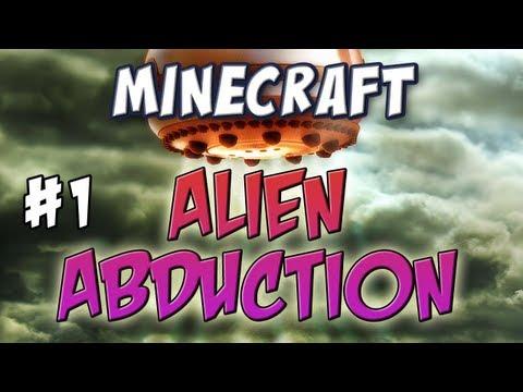 Minecraft Alien Abduction Part 1 Tin Foil Hat Time