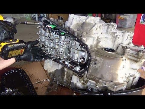 Nissan CVT: Teardown and Failure Analysis - Part 1