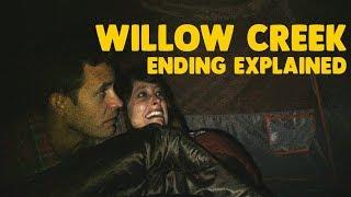 Willow Creek Ending Explained (Spoiler Alert!)