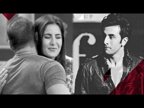 Salman SPOTTED In Katrina's Vanity Van,Who Did Ranbir Meet SECRETLY At Night   Planet Bollywood News
