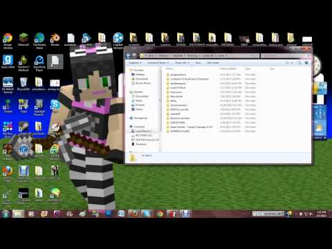 Xxx Mp4 MINECRAFT HOW TO INSTALL DOWNLOADED WORLDS EASY FAST 3gp Sex
