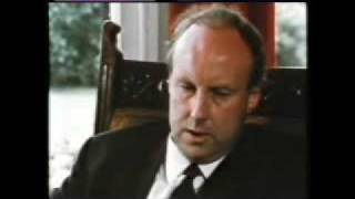 National Front leader (1971-1974 & 1976-1979) John Tyndall in 1970's interview
