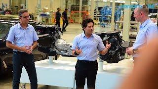 BMW Chennai Plant Visit
