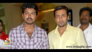 Vijay's Puli and Surya's 24 are also time machine stories? | Hot Tamil Cinema News