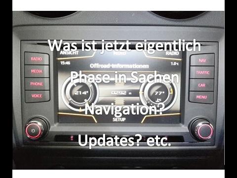 Seat Ibiza Cupra 6P - Was ist jetzt eigentlich Phase in Sachen Navi?   Updates? etc.