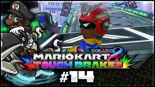 "Mario Kart 8 DELUXE - Tough Brakes #14 | ""1st Place Is Mine!"" [150cc Race] GAMEPLAY WALKTHROUGH"