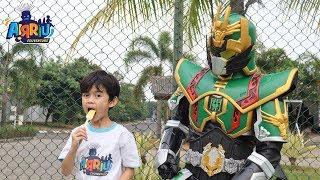 Makan Es Krim Bareng Legend Hero Ganwu