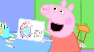 Peppa Pig po Polsku najlepsze odcinki - Kompilacja 7 - Świnka Peppa