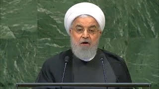 """Iranian President """"Israel With A Nuclear Arsenal Presents The Most Daunting Threat To Global Peace!"""""""