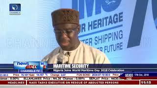 Nigeria Joins World Maritime Day 2018 Celebration