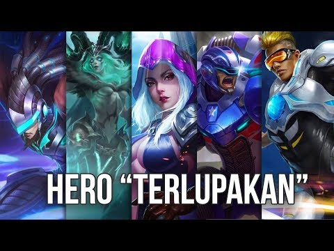 5 Hero Jadul yang Dilupakan Sejak Ada Hero Baru di Mobile Legends