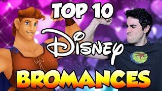 Top Ten Disney Bromances - Up to No Goof