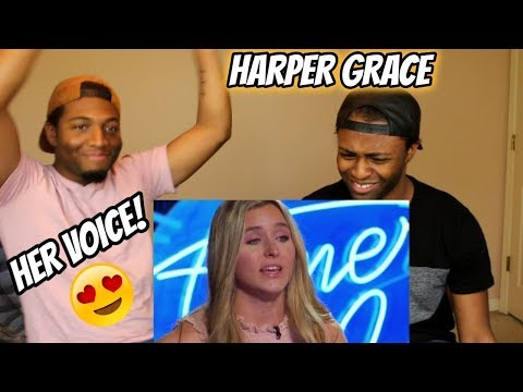 Harper Grace Auditions for American Idol With Down-home Original Tune - American Idol 2018