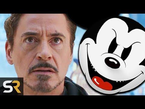 Xxx Mp4 10 Crazy Rules Disney Makes Marvel Studios Follow 3gp Sex