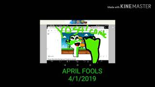 First Video Of April Fool's 2019
