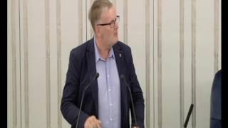 Waldemar Bonkowski - wystąpienie z 21 lipca 2017 r. #Senat