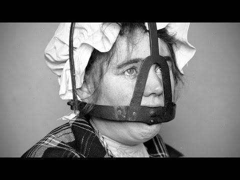 Scold's bridle: instrument of torture and punishment