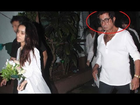 Shakti Shocking Behaviour with daughter Shraddha Kapoor !