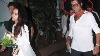 Shakti Shocking Behaviour with daughter Shraddha Kapoor !