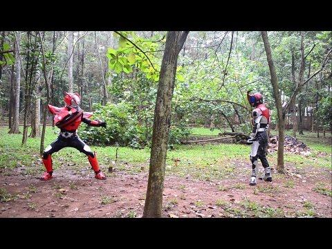 Kamen Rider Drive VS Kabuto TEASER (fan made) 2016