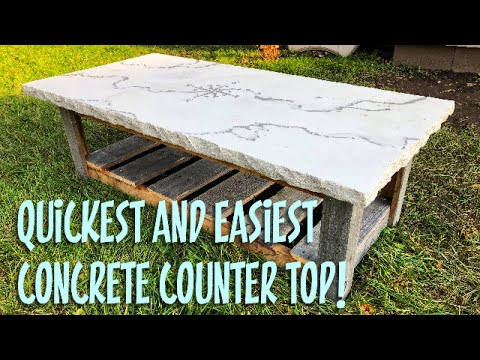 Xxx Mp4 How To Make A Concrete Counter Top In 1 Hour 3gp Sex