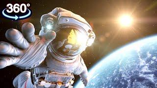 360 VR CoD Space Station VR Video 360 for VR BOX 360 VR 4K