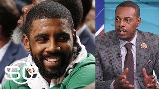 Paul Pierce says Kyrie Irving can bring Celtics an NBA title this season   SportsCenter   ESPN