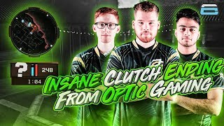 INSANE CLUTCH ENDING FROM OPTIC GAMING!! (COD: BO4)
