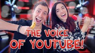 The Voice of YOUTUBE! Met Teske | #Furbruari