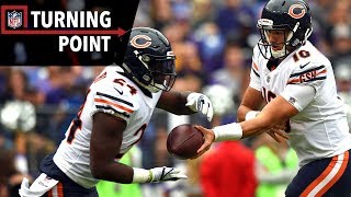 Trubisky & Howard Help Bears Steal a Win Against the Ravens (Week 6) | NFL Turning Point