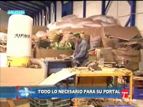 CLM en Vivo Fábrica de Portales de Belén ARBETO Espinoso del Rey 23 11 2009