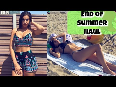 End of Summer Try On Haul | HotMiamiStyles 2017 Collection