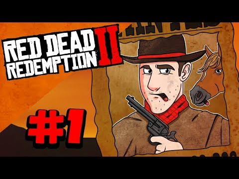 Sips Plays Red Dead Redemption 2 (2/11/18) #1 - Outlaws & Fresh Snow