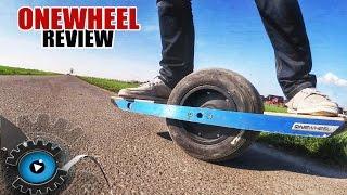 Onewheel Review: Das Super Powered Hoverboard der Zukunft? [Deutsch/German]