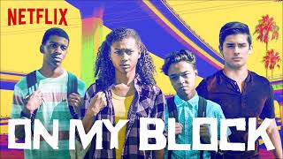 Amir Obé - Naturally (Audio) [ON MY BLOCK - 1X04 - SOUNDTRACK]