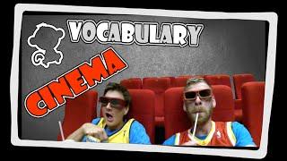 Cinema - English vocabulary