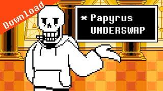 Underswap Papyrus Mod V2
