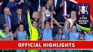 Man City Women 4-1 Birmingham City Ladies - SSE Women