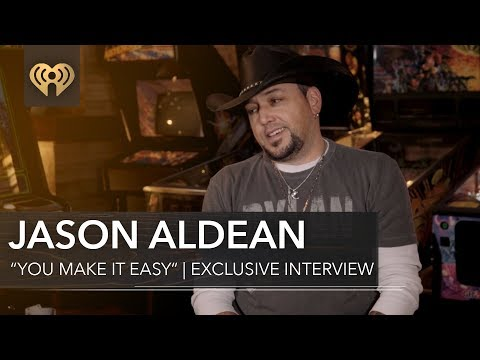 """Download Jason Aldean """"You Make It Easy""""   Exclusive Interview free"""