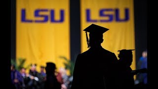 LSU 2017 Spring Commencement  | LIVESTREAM