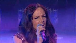 Xfactor 2012 Live Shows Samantha Jade sings I Wanna Run To You