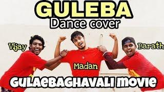Guleba Song Dance Cover  Gulaebaghavali  Prabhudeva Hansika  Vivekmerwin Anirudh
