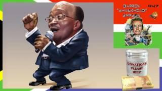 Whackhead Simpson - Please Donate To Jacob Zuma