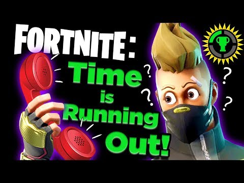 Game Theory The RACE to Solve Fortnite s Season 5 Unsolved MYSTERY Fortnite Battle Royale
