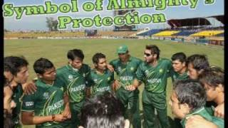 Pakistan ICC 2011 World Cup (Cricket) Song with National Anthem by Khanzada Khattak