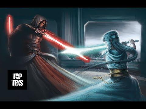 Top 10 Jedi