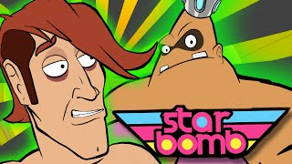 Starbomb - Glass Joe's Title Fight - Animated Music Video (Punchout)