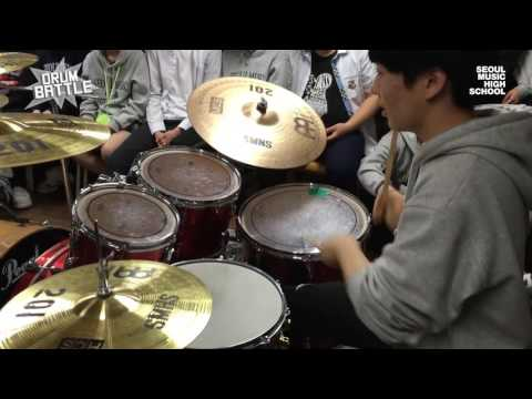 Drum Battle 2 손이 사라지기 시작했다. 드럼전쟁 시즌2 1라운드⑪