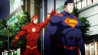 Justice League: War -