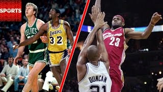What NBA Team Has the GREATEST STARTING 5 OF ALL-TIME?